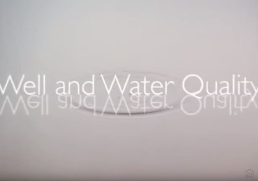 Consumer's Guide to Well and Water Quality